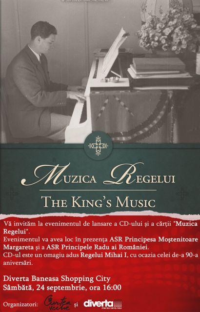 Muzica Regelui afis.