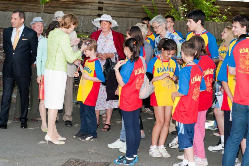 Maratonul Regal 2013, Palatul Elisabeta, 10 mai | Familia Regală a României / Royal Family of ...
