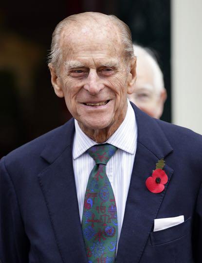 Philip, Duce de Edinburg