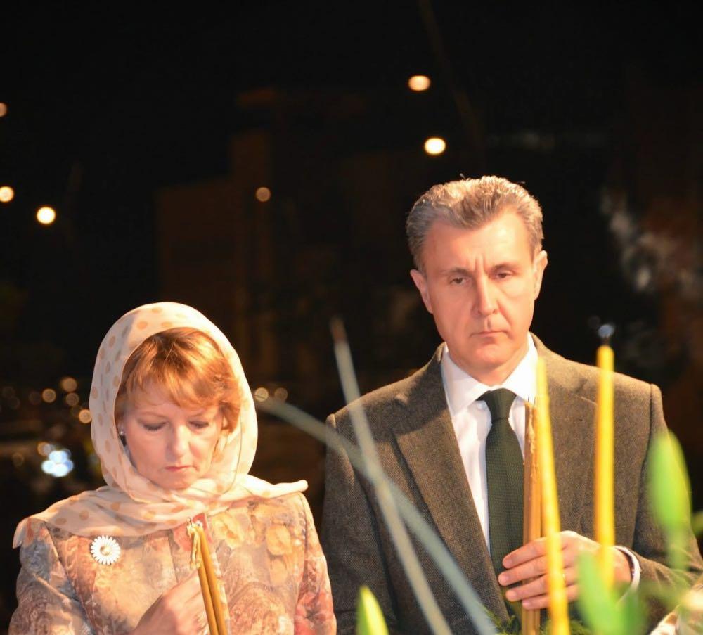Familia Regală, la sărbătoarea Sfintei Cuvioase Parascheva