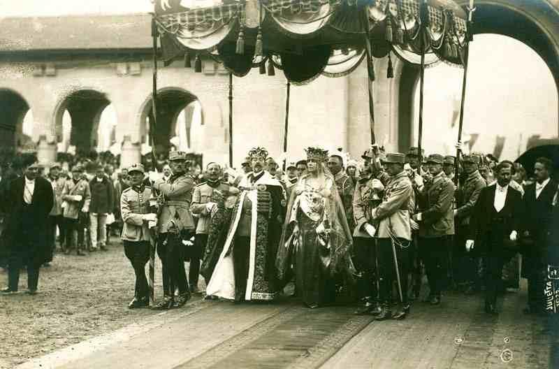 93 de ani de la Încoronarea de la Alba Iulia