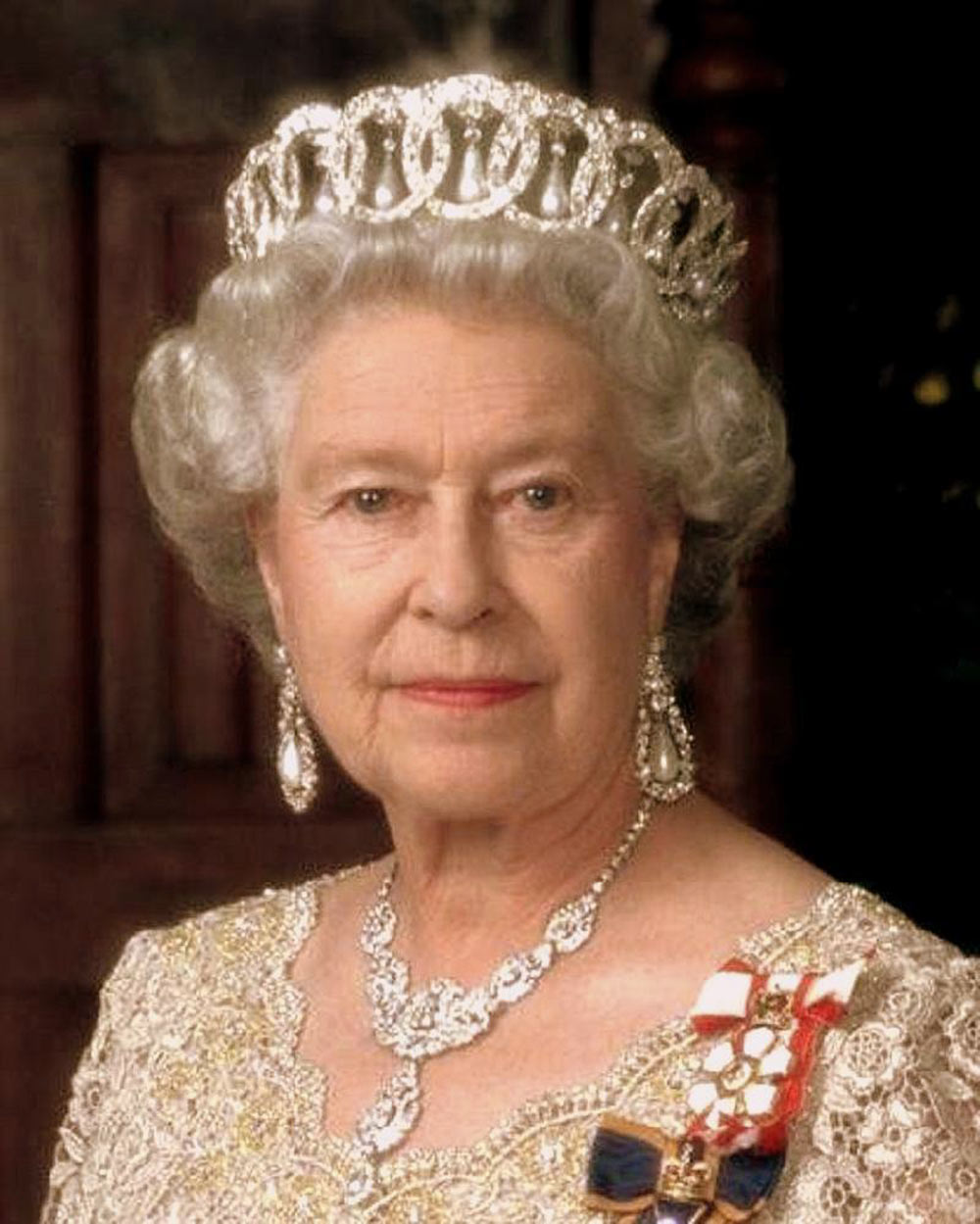 Queen Elizabeth II of the United Kingdom
