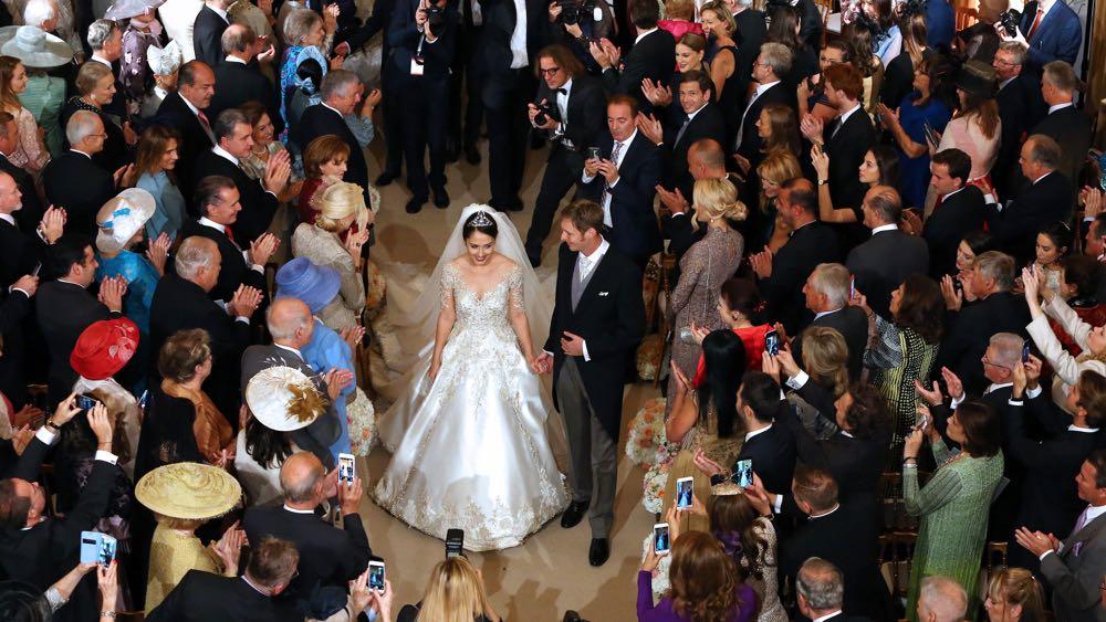 Royal Wedding Albania 8 October 2016