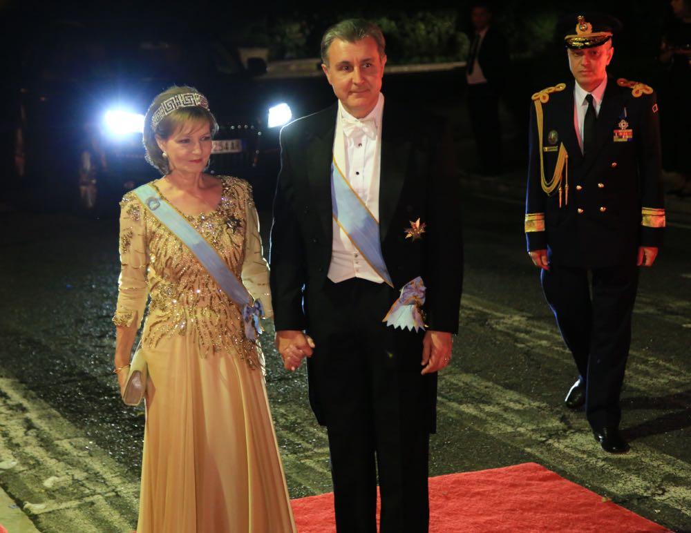 Principesa Mostenitoare si Principele Radu, nunta regala din Albania, 8 octombrie 2016