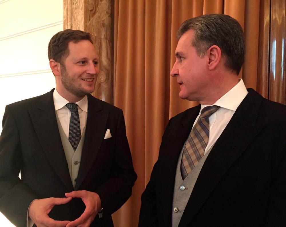 Principele-Georg-Friedrich-al-Prusiei-si-Principele-Radu-al-Romaniei-Tirana-8-octombrie-2016