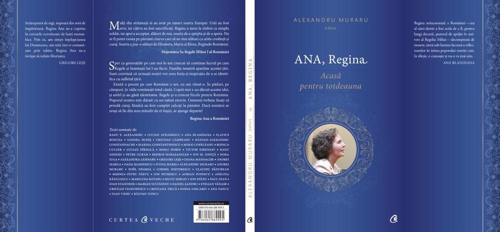 Regina Ana_Acasa pt totdeauna_coperta