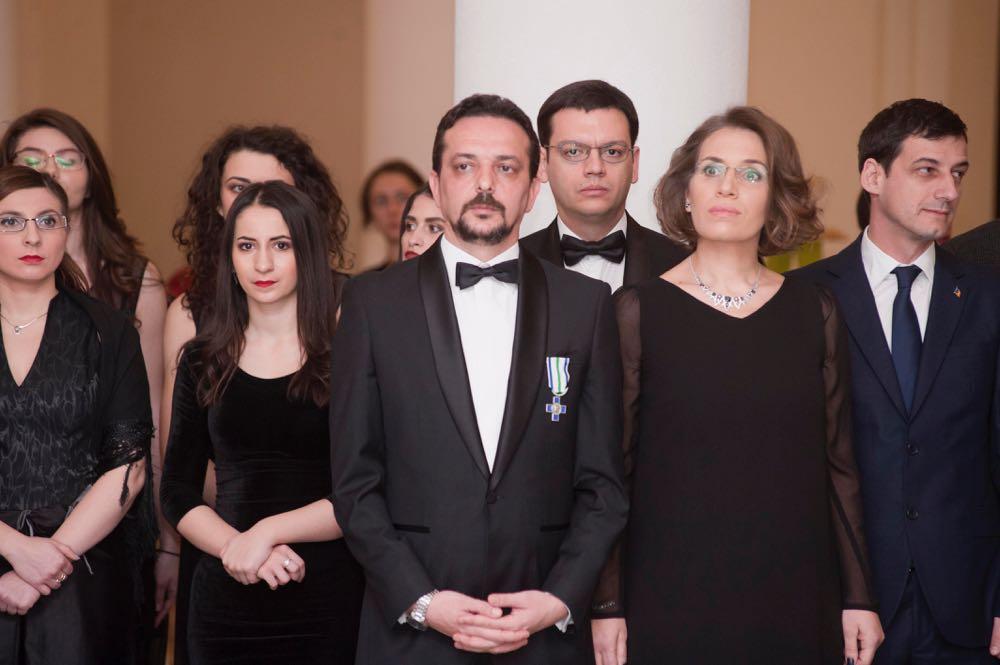 Familia Regala la Palatul Culturii, 16 decembrie 2016 ©Daniel Angelescu