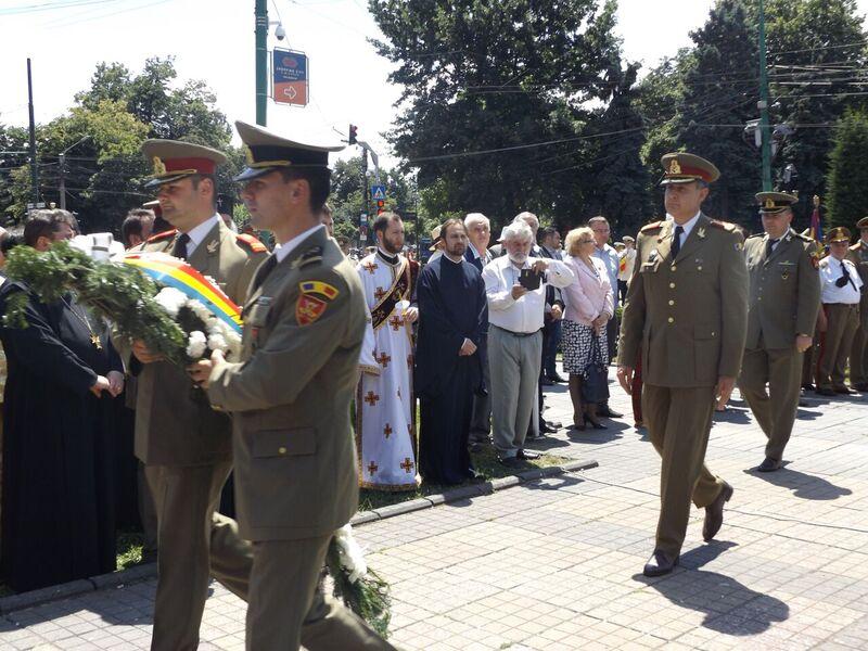 Ziua Inaltarii la Timisoara -brigada-18-infanterie-banat-9