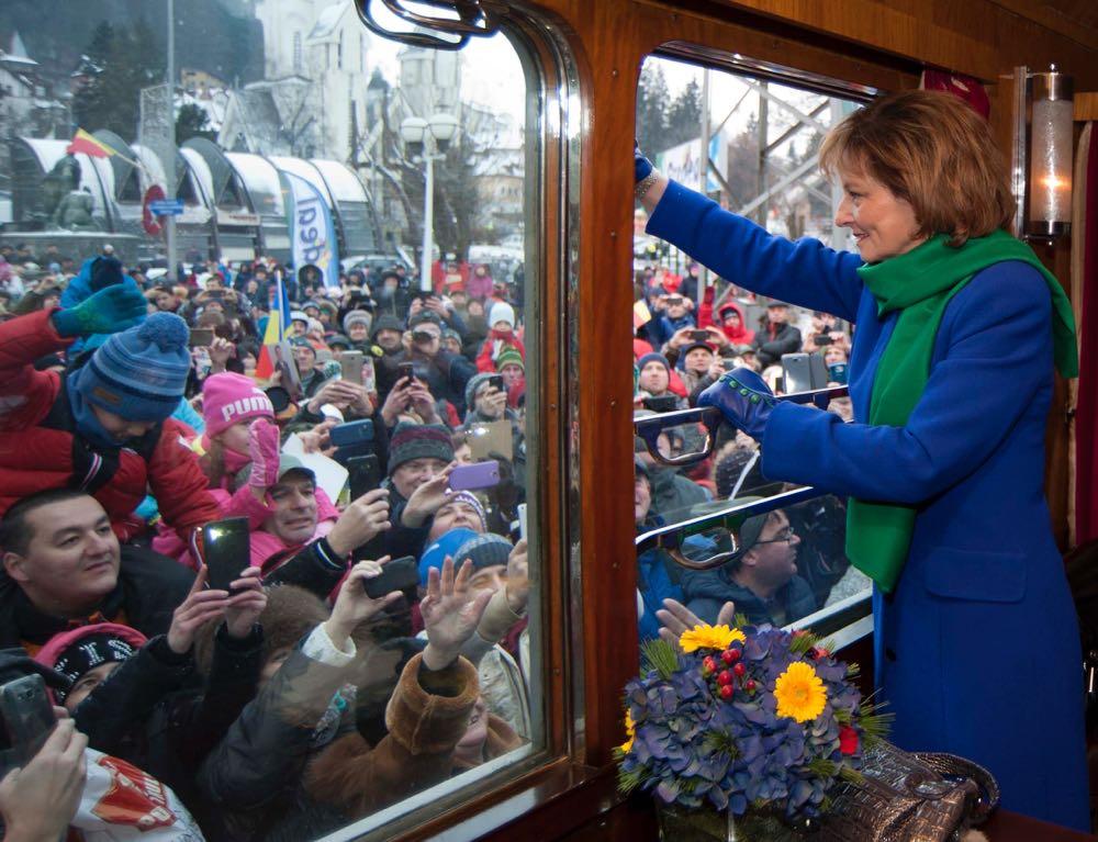 Trenul Regal 1 decembrie 2016