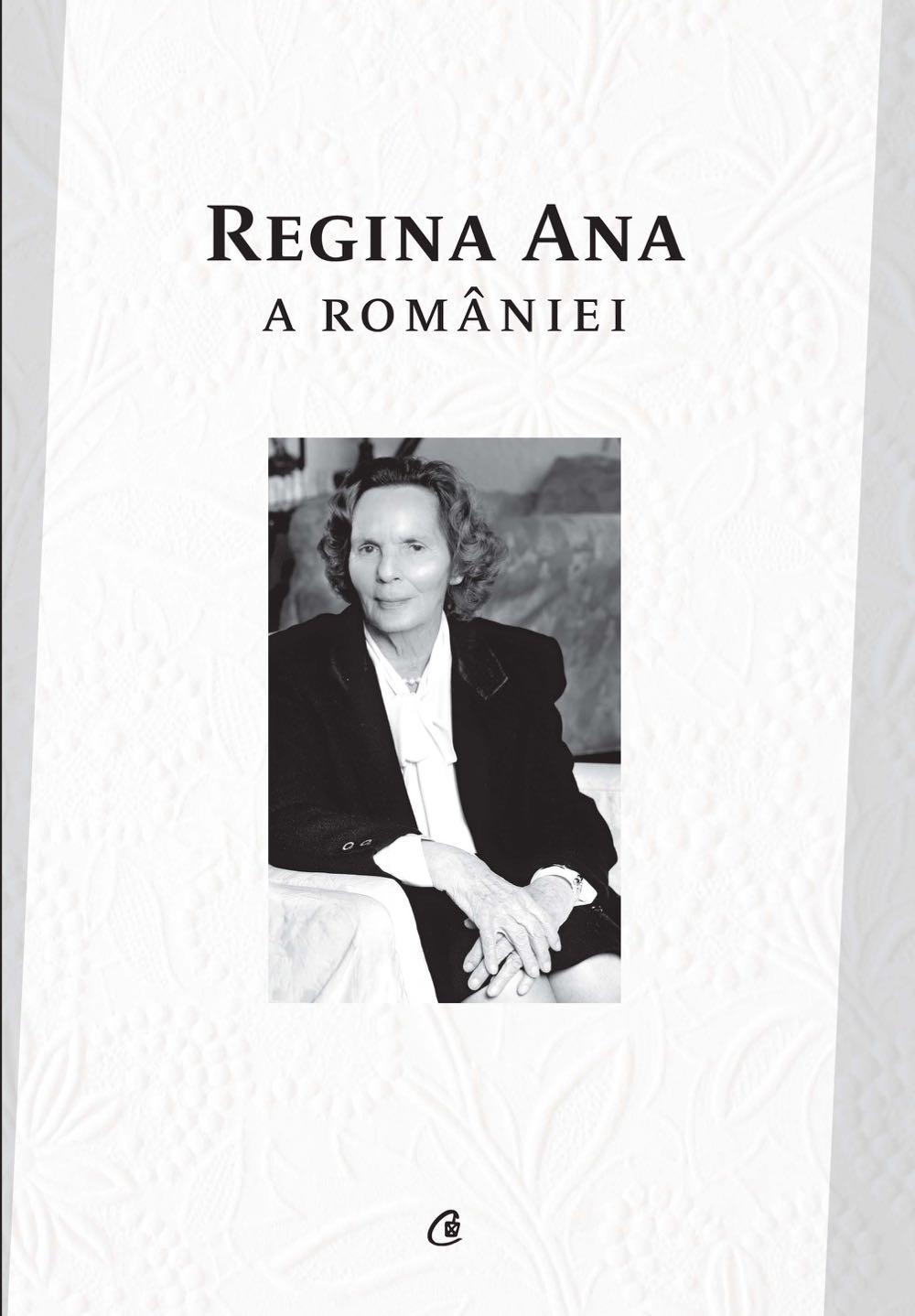 Regina Ana, ultimul drum, Editura Curtea Veche, 2017
