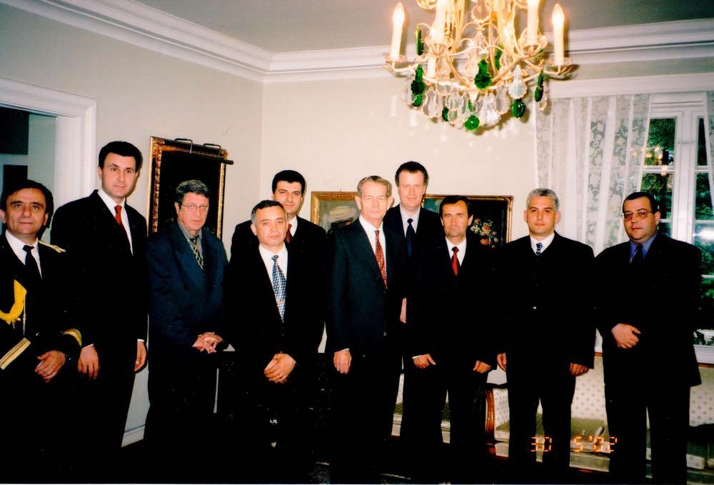 Vizite regale NATO 2002 Norvegia (1)