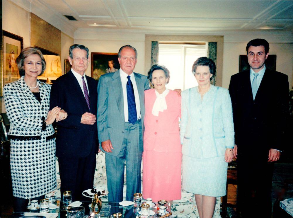 Vizite regale NATO 2002 Spania (2)