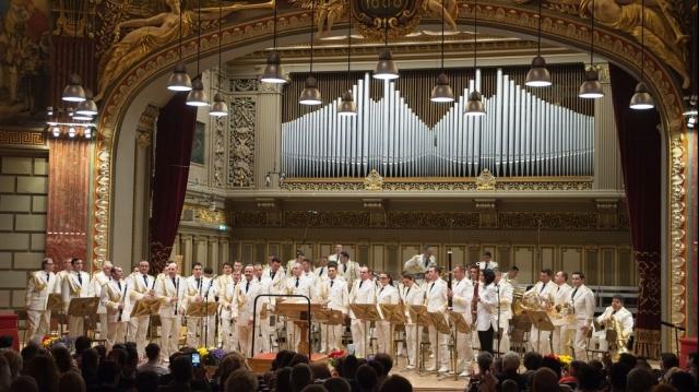 Gala 2017 a Muzicii Militare la Ateneul Român, Concursul National Iosif Ivanovici
