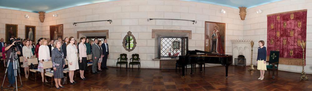 Seara a Palatului Elisabeta dedicata Fundatiei Principesa Margareta a Romaniei, 15 mai 2017 ©Daniel Angelescu