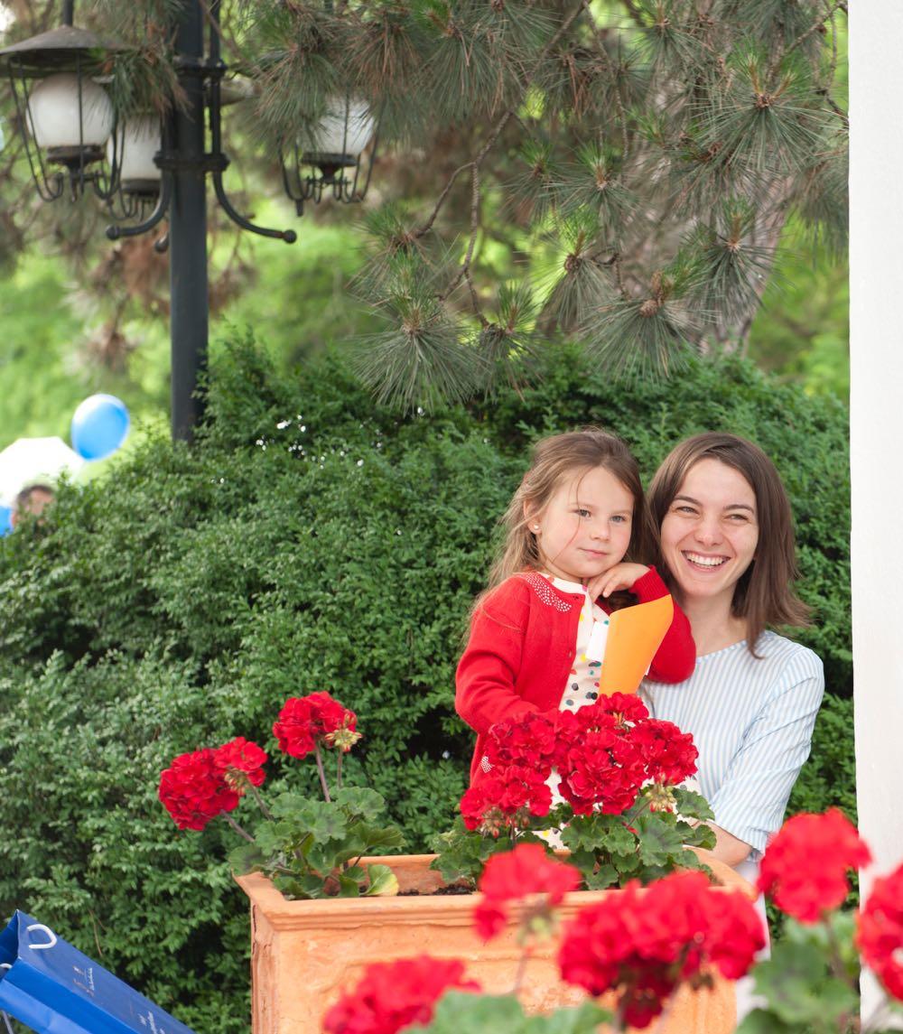 Principesa Mostenitoare Margareta, Garden Party al Copiilor, Palatul Elisabeta, 28 mai 2017 ©Daniel Angelescu