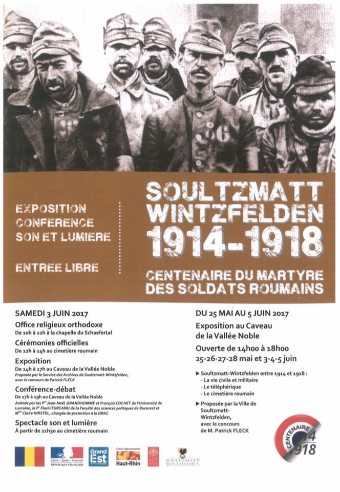 soldati-romani-in-franta-cimitir-militar-soultzmatt 3 iunie 2017