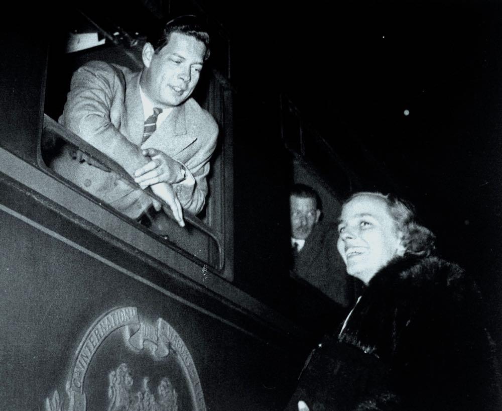 Regele Mihai si Regina Ana 1947 ©Agerpres