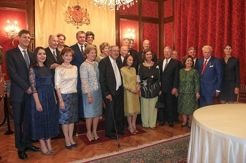 fotografia de familie-Regele Simeon II la 80 de ani-vrana-sofia-16iunie2017