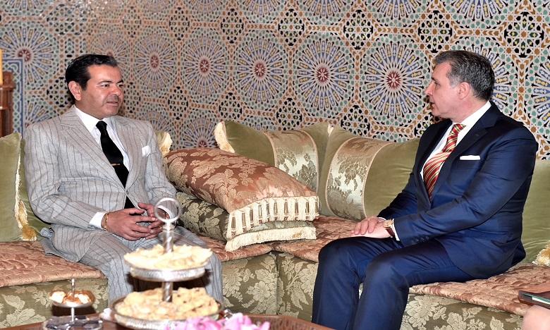întâlnirea marocan